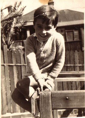 George - Aged 5