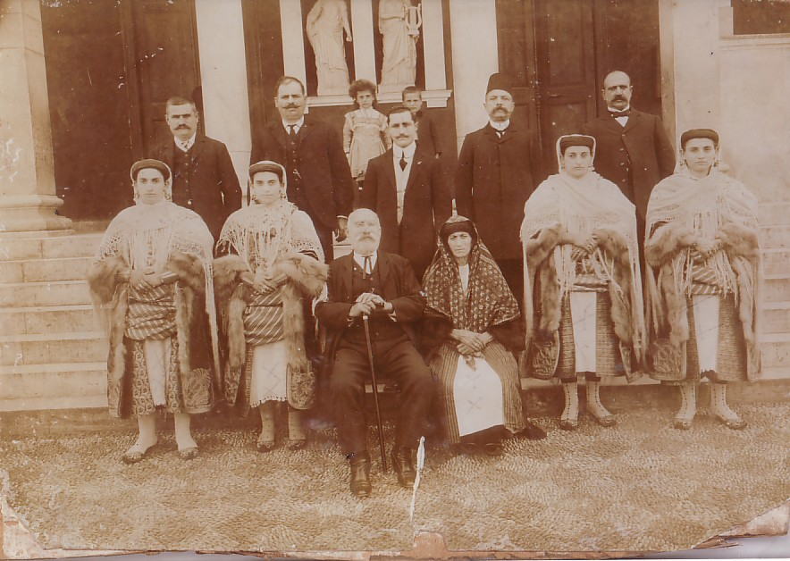 Great Grand Parents - Turn of the century on Island of Castellorizon