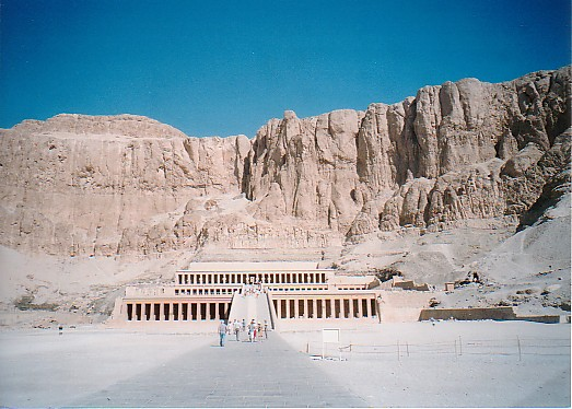 Haps temple - Egypt