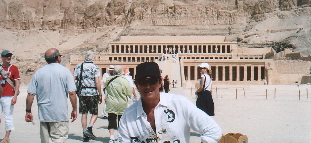 Hatsetsup Temple - Luxor, Egypt