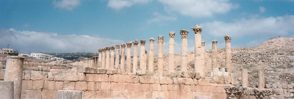 Jerash3 - Jordan