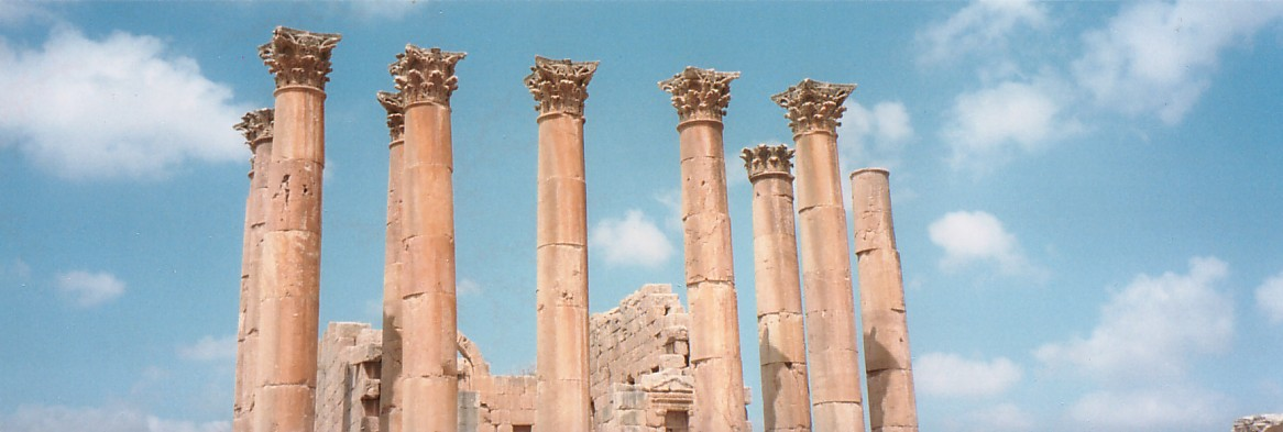 Jerash4 - Jordan