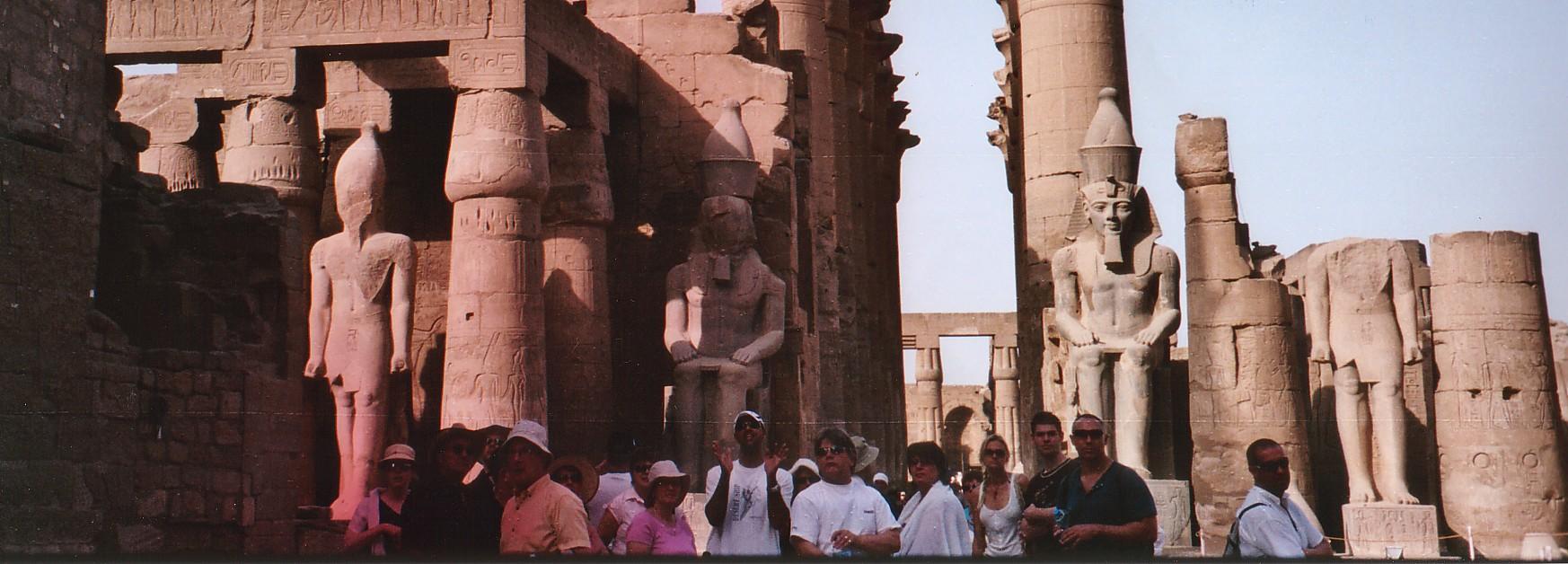 Karnak Temple - Cairo