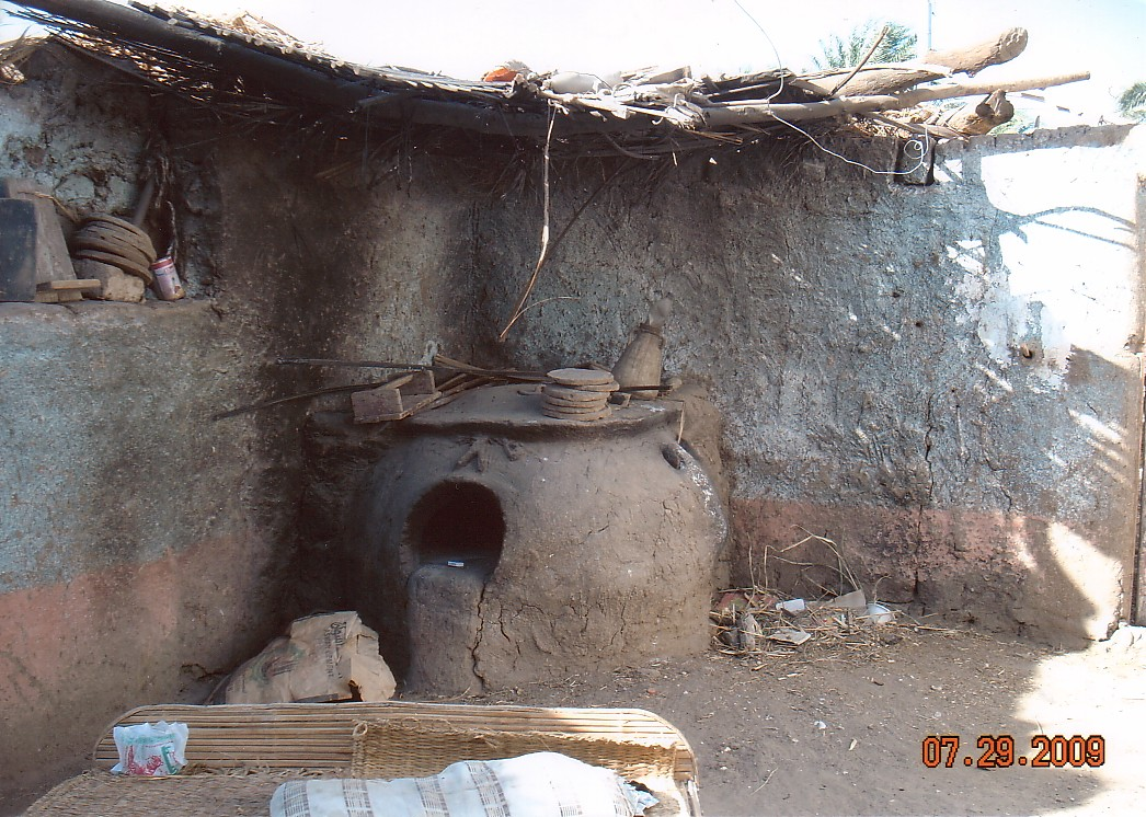 Kitchen - Village in Luxor - Egypt
