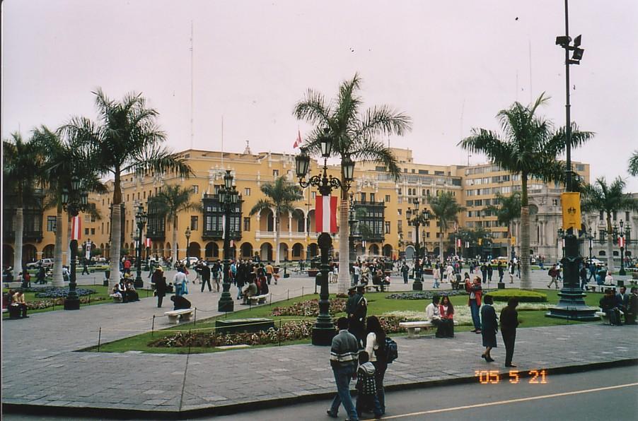 Lima Square - Peru