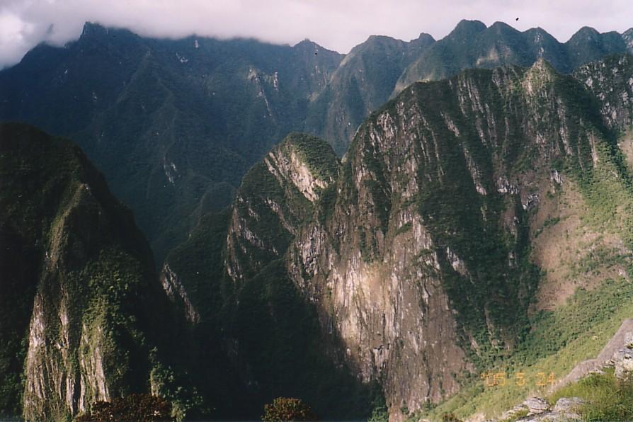 Machu Picchu - Dawn