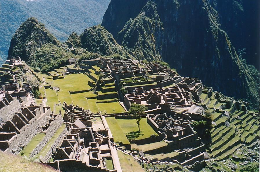 Machu Picchu1 - Peru