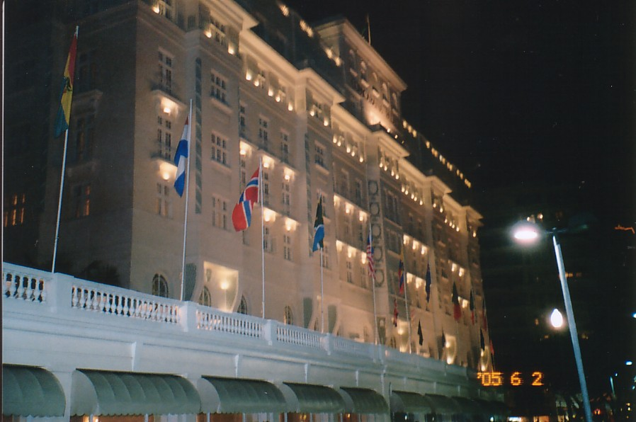 My Hotel in Rio - Copacabana Palace