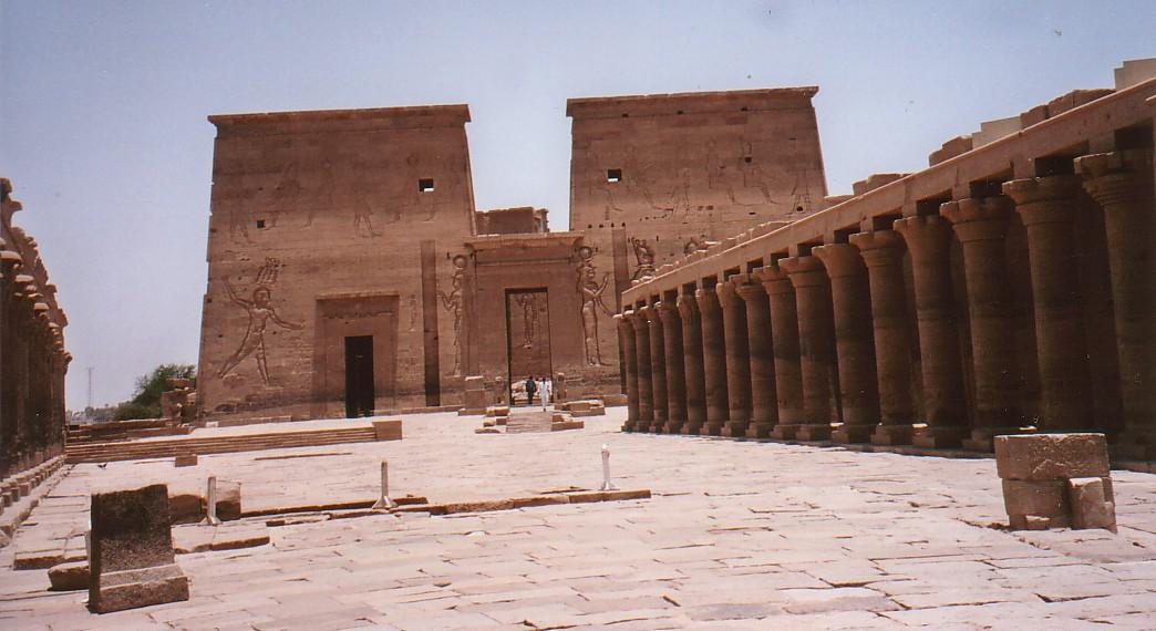 Philae - Aswan, Egypt