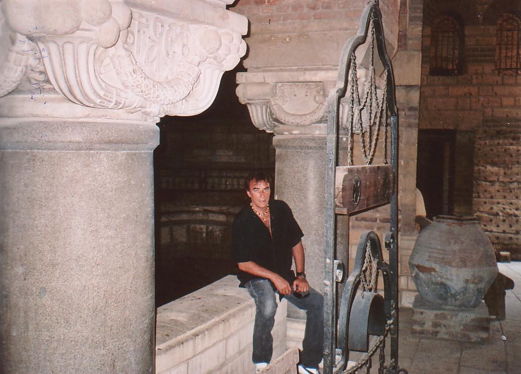 Roman Theatre - Cairo