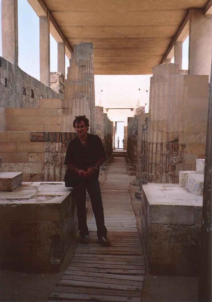 Saqquara - Egypt