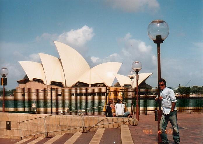 Thaao - Sydney Opera House