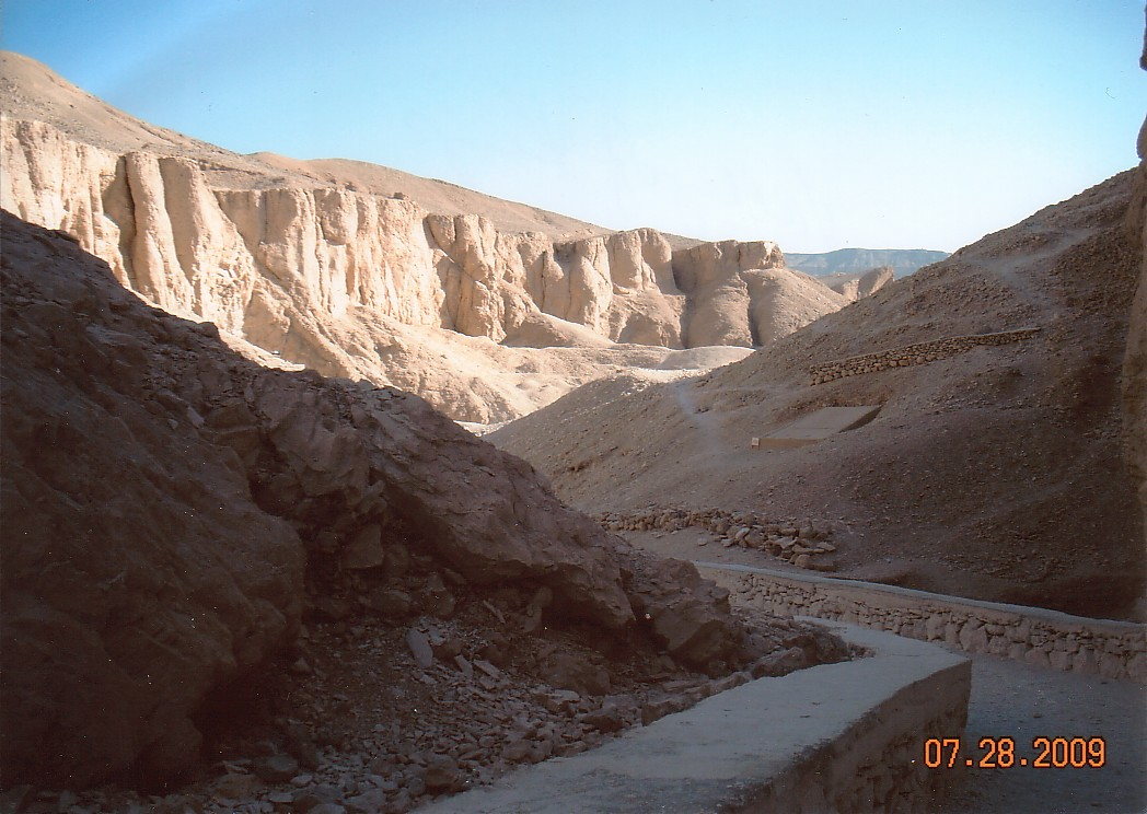Valley of the Kings1 - Egypt