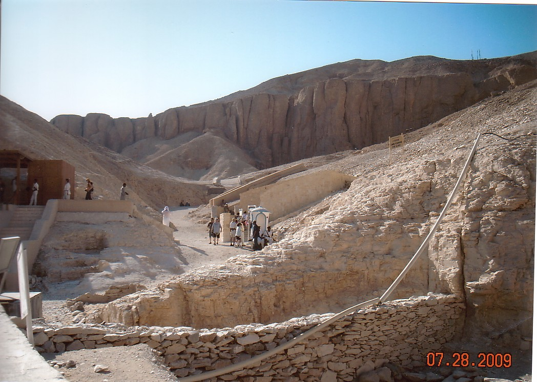 Valley of the Kings2 - Egypt